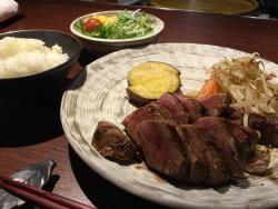 Teppanyaki Miyachi, Toyosu