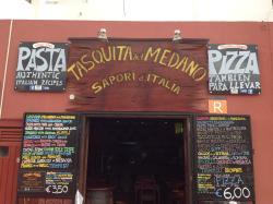 Tasquita del Medano