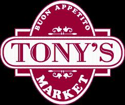 Tony's Burgers, Pizzas and Salads