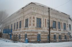House of Merchants Lyakhovy