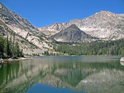 Thunder Lake day hike or backpack