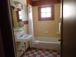 Bathroom of Western Cabin