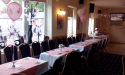 Function room available in any colour
