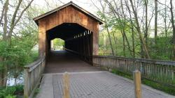 Ada Township Covered Bridge