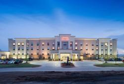 Hampton Inn & Suites Tulsa South-Bixby