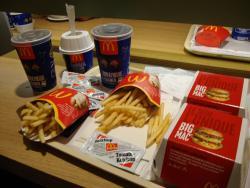 Macdonald's Max Dormoy