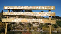 Rio Chimehuin