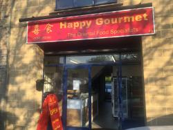 Happy Gourmet