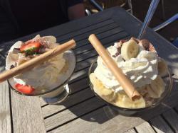 Eiscafe Windrose