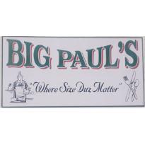 Big Pauls American Grill