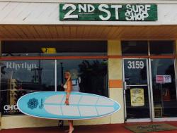 2nd St Surf Shop