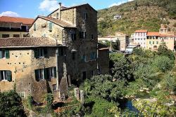 Centro storico di Dolcedo