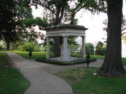 President James K Polk Tomb
