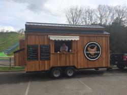 Chicken Coop Food Truck