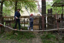 Веревочный парк Узелок
