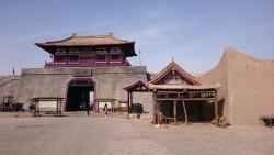 Duhuang Ancient City Ruins