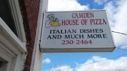 ‪Camden House Of Pizza‬
