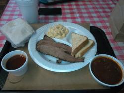 Double J Texas BBQ