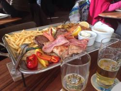 Edelweiss Alpine & Mediterranean Restaurant Hotel