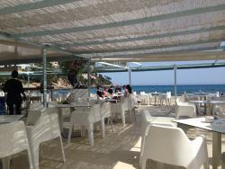 Cafeteria Arenal de Canyamel