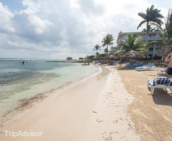Beach at the Holiday Inn Resort Montego Bay