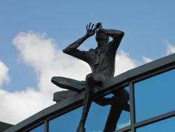 Director. Observer Sculpture