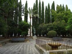 Jardines Joan March y Torre Desbrull