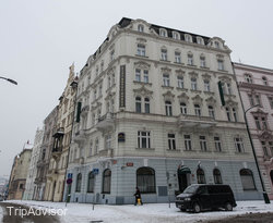 The BEST WESTERN City Hotel Moran