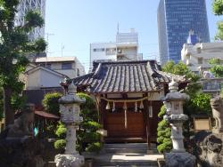 Oshiage Tenso Shrine