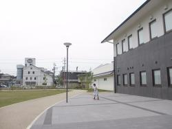 Taketoyocho Community Exchange Facility Multi-purpose Plaza
