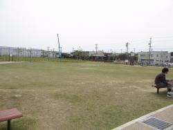 武豊町地域交流施設 多目的広場