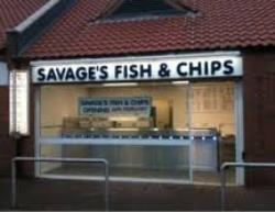 ‪Savages Fish & Chips‬