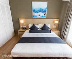 The Three-Bedroom Premier Apartment at the Somerset Ho Chi Minh City
