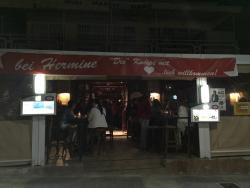 Bar bei Hermine