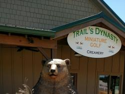 Trail's Dynasty Miniature Golf