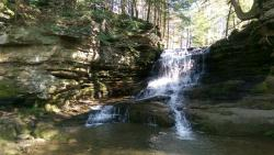 Honey Run Waterfall