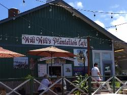 Wili Wili's Plantation Cafe