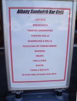 Albany Sandwich Bar