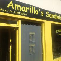 Amarillo's sandwich bar
