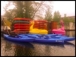 Ahoi Ostkreuz - Rent A Kayak