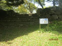 Hamada Castle Ruins
