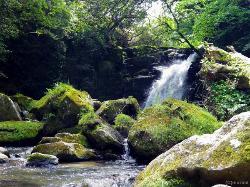 Meotodaki Falls