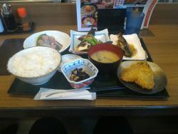 Uogashi Shokudo