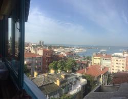 Sidonya Hotel Terrace