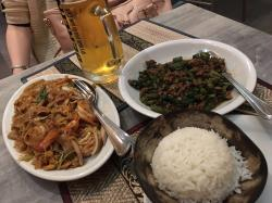 超級好吃的泰國菜,在Oia吃到這間餐廳簡直是奇蹟