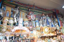 Gran Bazar Artigianato Siciliano Souvenirs