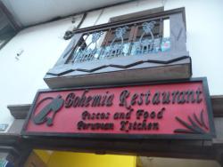 Bohemia Restaurant Pisco