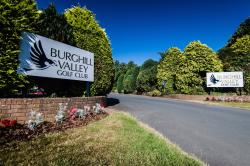Burghill Valley Golf Club Restaurant