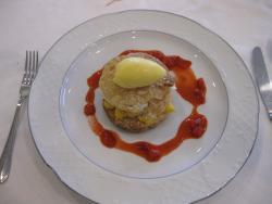 Restaurante de la Escuela de Hostelería de Miralbueno