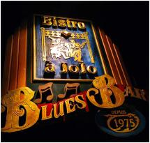 Bars et club de blues